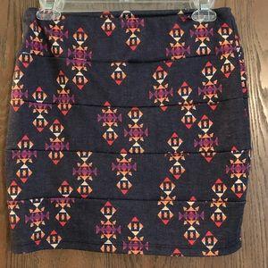 Flattering Mini Skirt